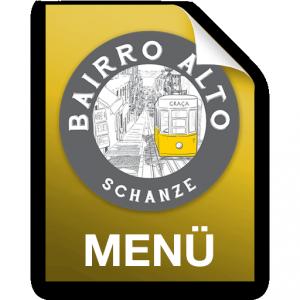 Bairro Alto Mittagstisch Fleisch & Fisch Samstag und Sonntag